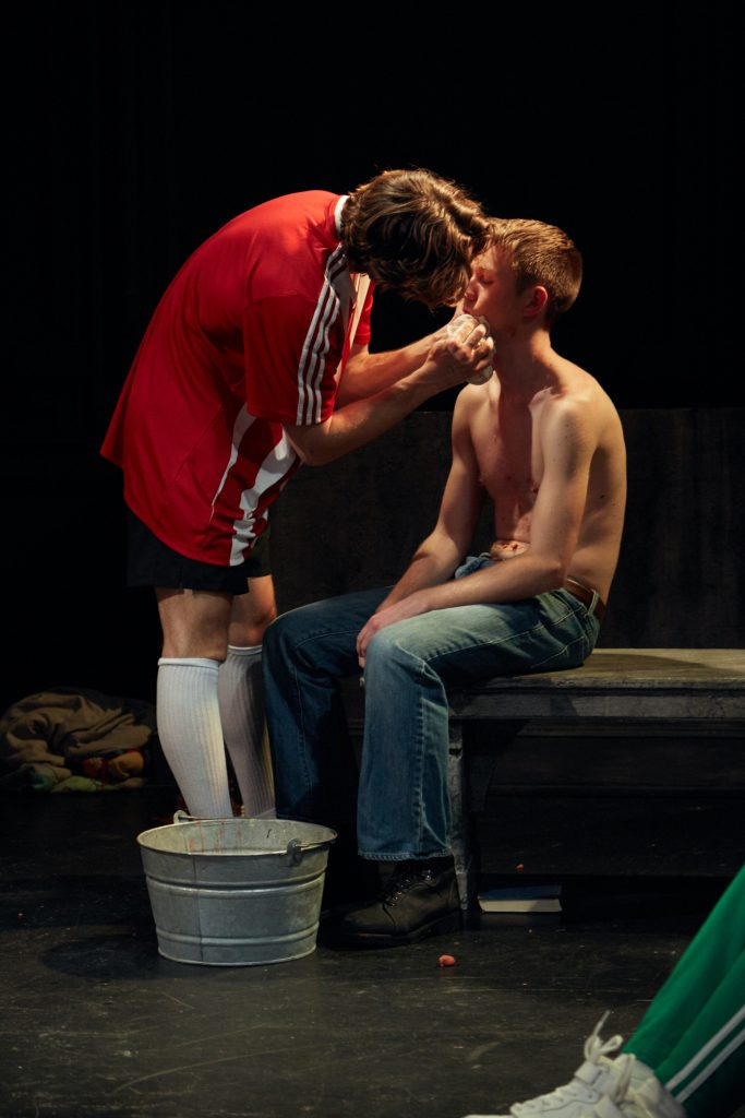 Carthaginians, by Frank McGuinness, directed by Robert A K Gonyo, photos by Guerilla Photography, courtesy Stella Adler Studio of Acting