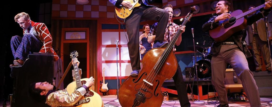 """MILLION DOLLAR QUARTET"" is a ""Must-See"""