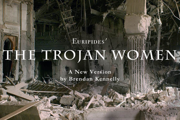 The New Collectives present THE TROJAN WOMEN