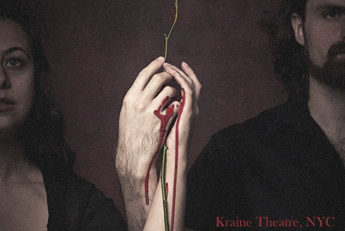 Shakespeare's ROMEO & JULIET, directed by Drew Bowlander, at The Kraine Theater